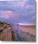 Toroweap Overlook Grand Canyon Nparizona Metal Print