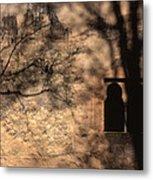 Torre De Las Infantas In The Alhambra Metal Print