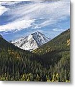 Torreys Peak 3 Metal Print