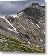 Torreys Peak Metal Print by Aaron Spong