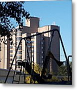 Torrington Towers 1 Metal Print