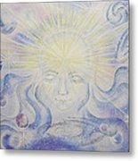 Total Freedom Af Mind And Spirit Metal Print