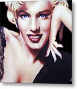 Totally Marilyn Metal Print
