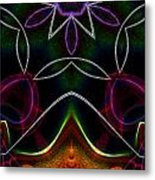 Touch A Star Metal Print