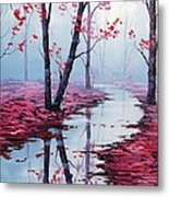 Touch Of Heaven Metal Print