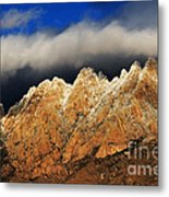 Touching The Clouds Metal Print