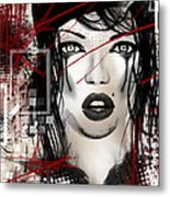 Tough Love Metal Print