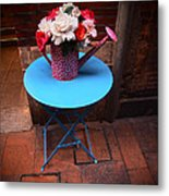 Toulouse Spring Metal Print by Victoria Herrera