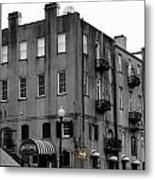 Touring Savannah Metal Print