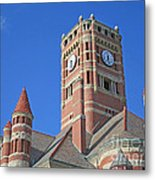 Tower And Turrets Metal Print