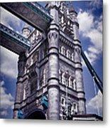 Tower Bridge London Metal Print by Mariola Bitner