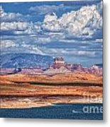 Tower Butte Metal Print