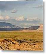 Tower Butte View Metal Print