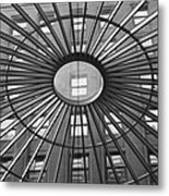 Tower City Center Architecture Metal Print