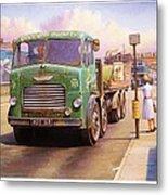 Tower Hill Transport. Metal Print