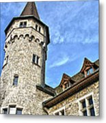 Tower Of History Metal Print
