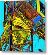 Towering 5 Metal Print by Wendy J St Christopher