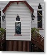 Town Church Metal Print