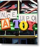 Toy Heaven Metal Print
