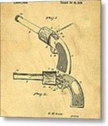 Toy Pistol Circa 1920s Metal Print