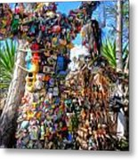 Toy Tree - 01  Metal Print by Gregory Dyer