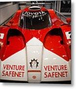 Toyota Gt1 Venture Safenet Metal Print
