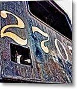 Train 2705 Metal Print