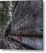 Train 8 Metal Print