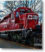 Train - Canadian Pacific 5690 Metal Print