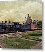 Train - Engine Metal Print