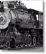Train In Garibaldi Metal Print