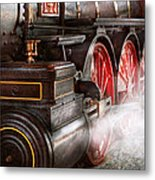Train - Let Off Some Steam  Metal Print