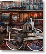 Train - With Age Comes Beauty  Metal Print
