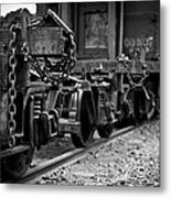 Trains 18 Metal Print