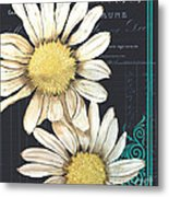 Tranquil Daisy 1 Metal Print