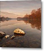 Tranquility Metal Print by Davorin Mance