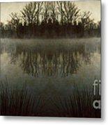 Tranquility Lake Metal Print by Doug Sturgess