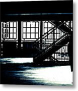 Transcendental Watcher Metal Print