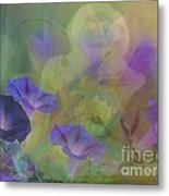 Transformation Metal Print by PainterArtist FIN