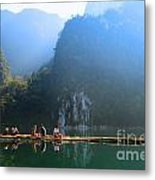 Travel In South Of Thailand Metal Print