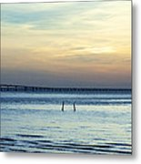 Traveling In Dreams Metal Print