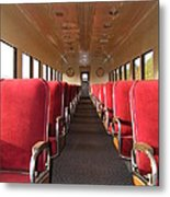 Traveling In Style Metal Print