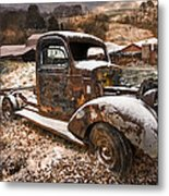 Treasures Metal Print