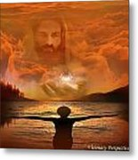 Treasures Of Heaven Metal Print