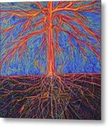 Tree As It Is Metal Print