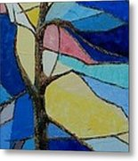 Tree Intensity - Sold Metal Print by Judith Espinoza