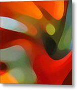 Tree Light 4 Metal Print