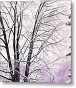 Tree Memories Metal Print