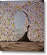 Tree Of Dreams Metal Print