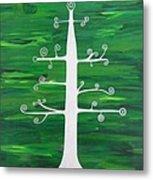 Tree Of Life - Vigor And Vitality Metal Print